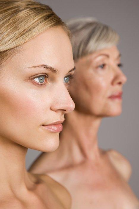 як боротися з віковими змінами обличчя